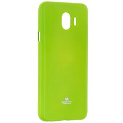 Husa Samsung Galaxy J4 2018 Goospery Jelly TPU Verde