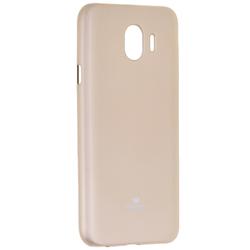 Husa Samsung Galaxy J4 2018 Goospery Jelly TPU Auriu