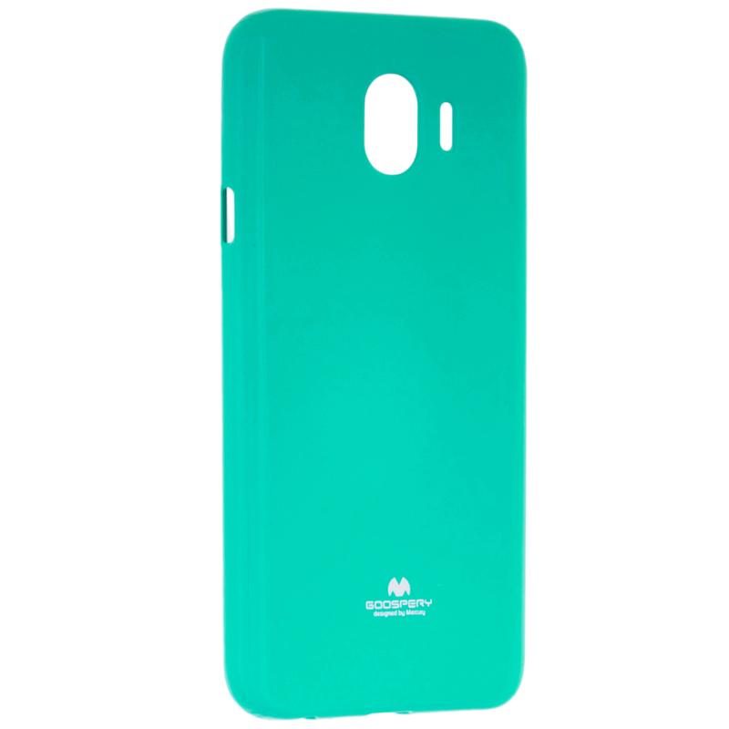 Husa Samsung Galaxy J4 2018 Goospery Jelly TPU Mint