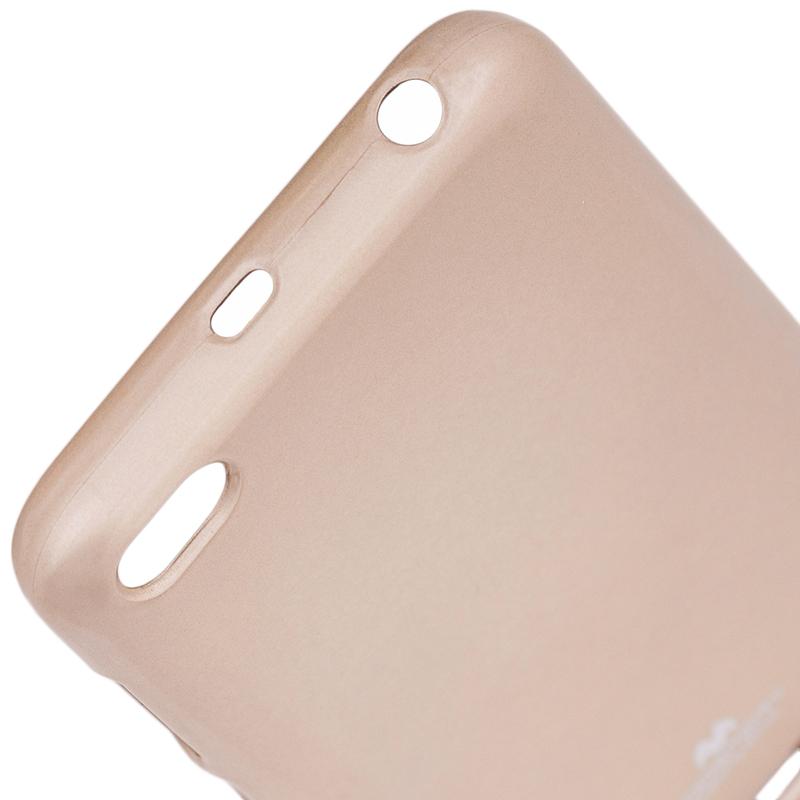 Husa Xiaomi Redmi 5A Goospery Jelly TPU Auriu