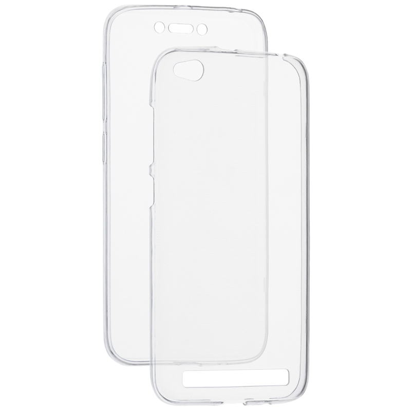 Husa Xiaomi Redmi Note 5A TPU UltraSlim 360 Transparent