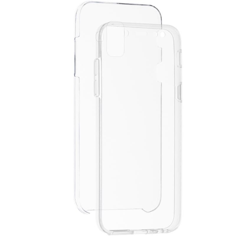 Husa Samsung Galaxy J6 2018 TPU UltraSlim 360 Transparent