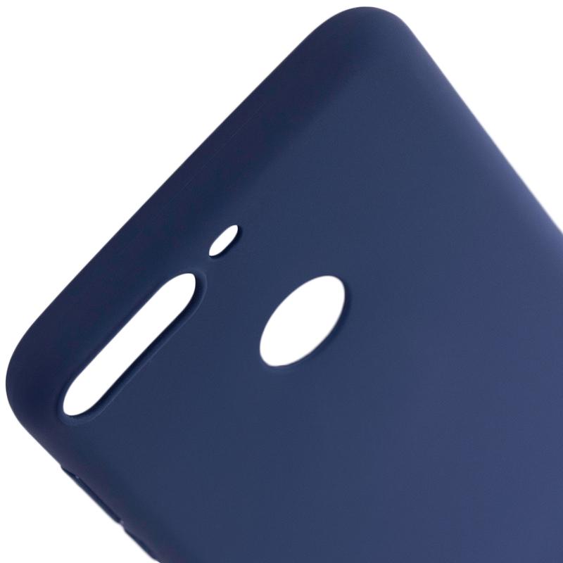 Husa Huawei Y7 Prime 2018 Soft TPU - Albastru
