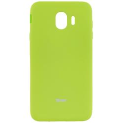 Husa Samsung Galaxy J4 2018 Roar Colorful Jelly Case - Verde Mat