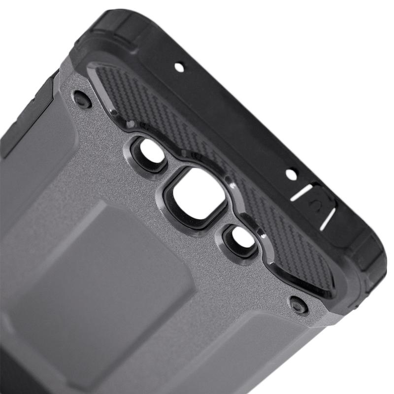 Husa Huawei Mate 10 Mobster Hybrid Armor - Gri