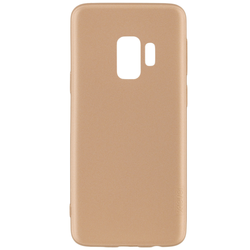 Husa Samsung Galaxy S9 X-Level Guardian Full Back Cover - Gold