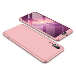 Husa Huawei P20 GKK 360 Full Cover Roz