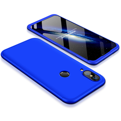 Husa Huawei P20 Lite GKK 360 Full Cover Albastru