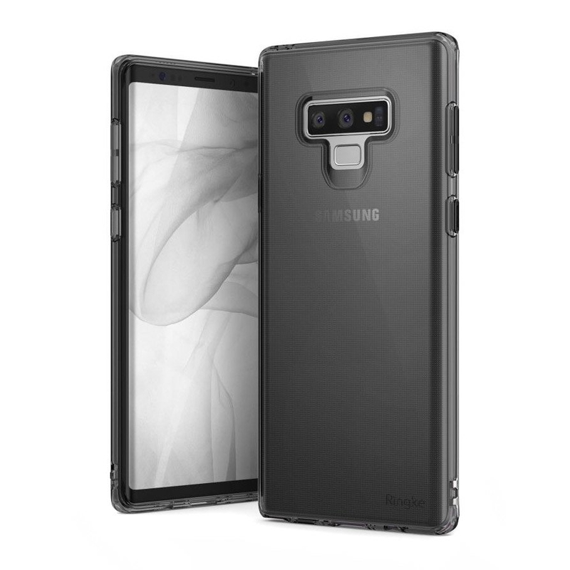Husa Samsung Galaxy Note 9 Ringke Air - Smoke Black