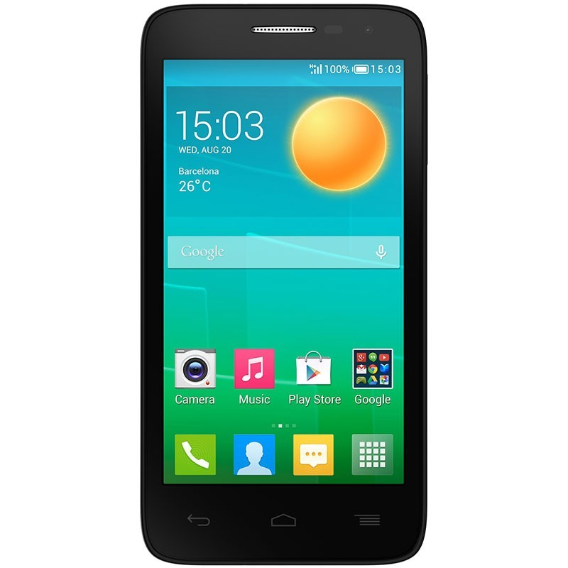 Folie Protectie Ecran Alcatel Pop D5 - Clear