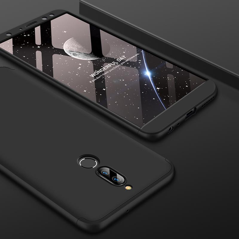Husa Huawei Mate 10 Lite GKK 360 Full Cover Negru