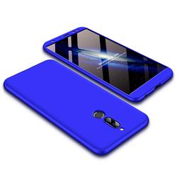 Husa Huawei Mate 10 Lite GKK 360 Full Cover Albastru