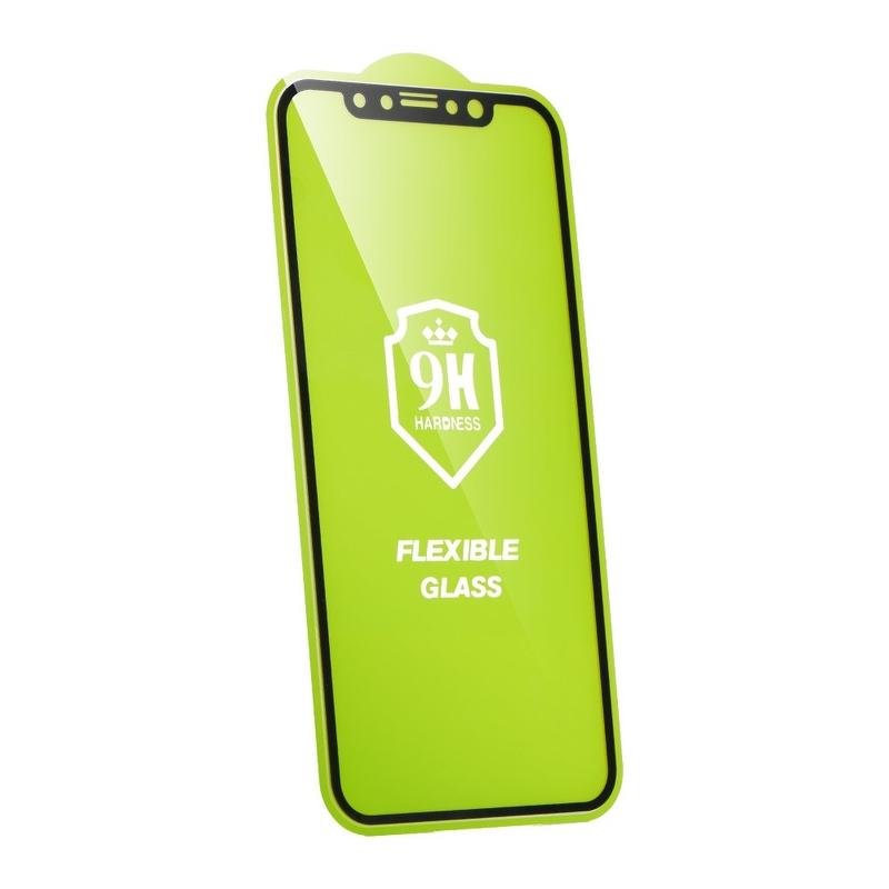 Folie Protectie Ecran iPhone XS Nano Flex Full Glue 9H