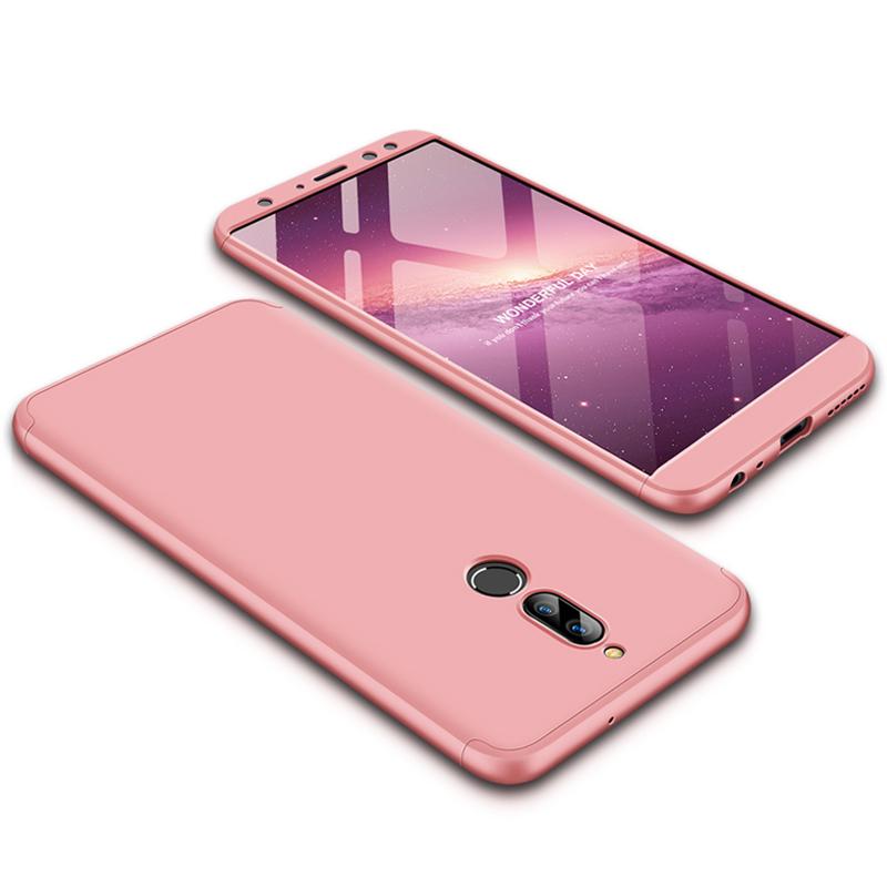 Husa Huawei Mate 10 Lite GKK 360 Full Cover Rose Gold