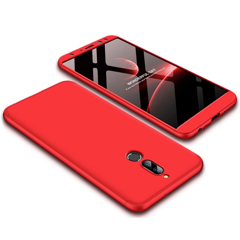 Husa Huawei Mate 10 Lite GKK 360 Full Cover Rosu