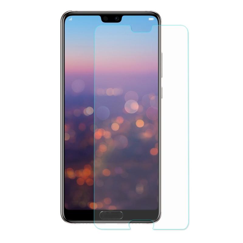 Folie Protectie Ecran Curbat Huawei P20 - Clear