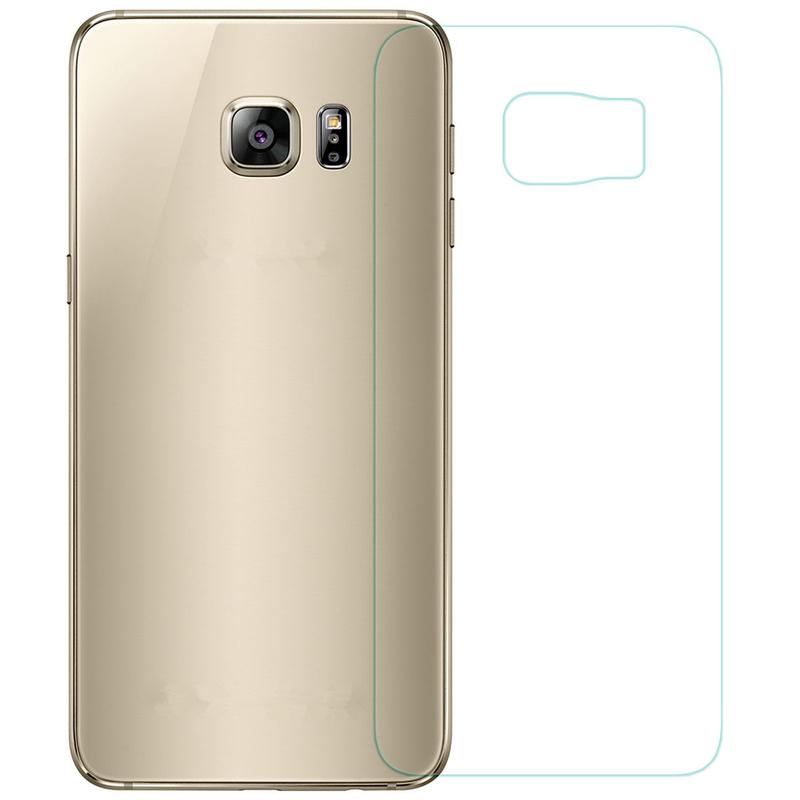 Folie Protectie Spate Samsung Galaxy A8 Plus 2018 A730  - Clear