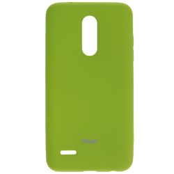 Husa LG K11 Roar Colorful Jelly Case - Verde Mat