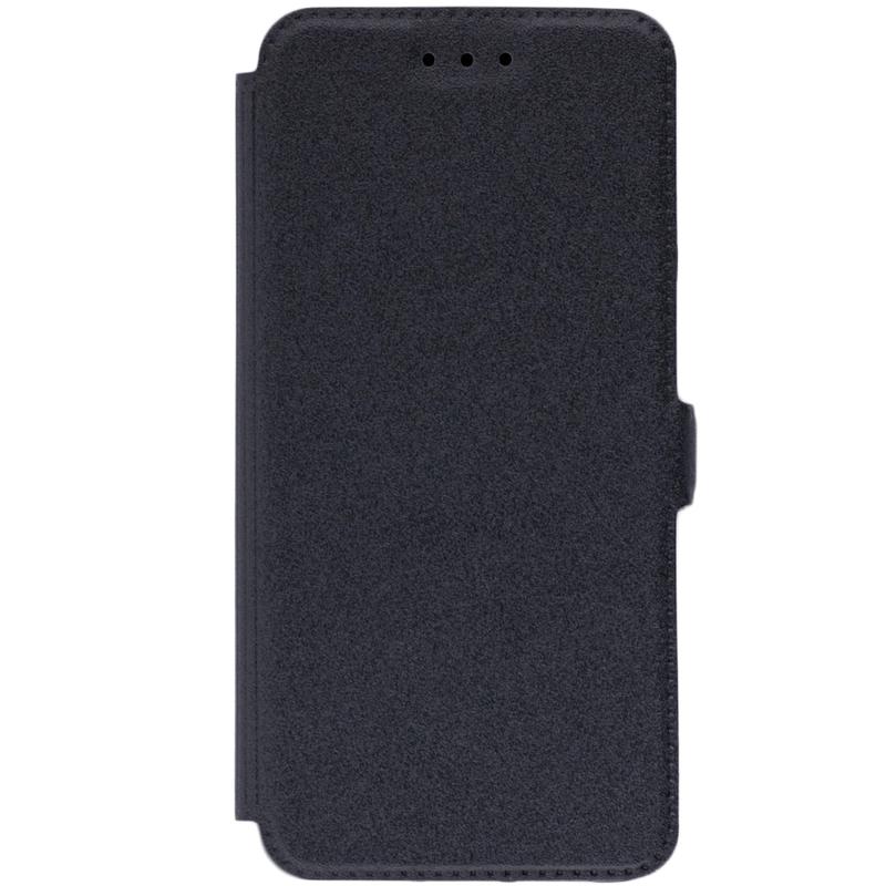 Husa Pocket Book Xiaomi Pocophone F1 Flip Negru