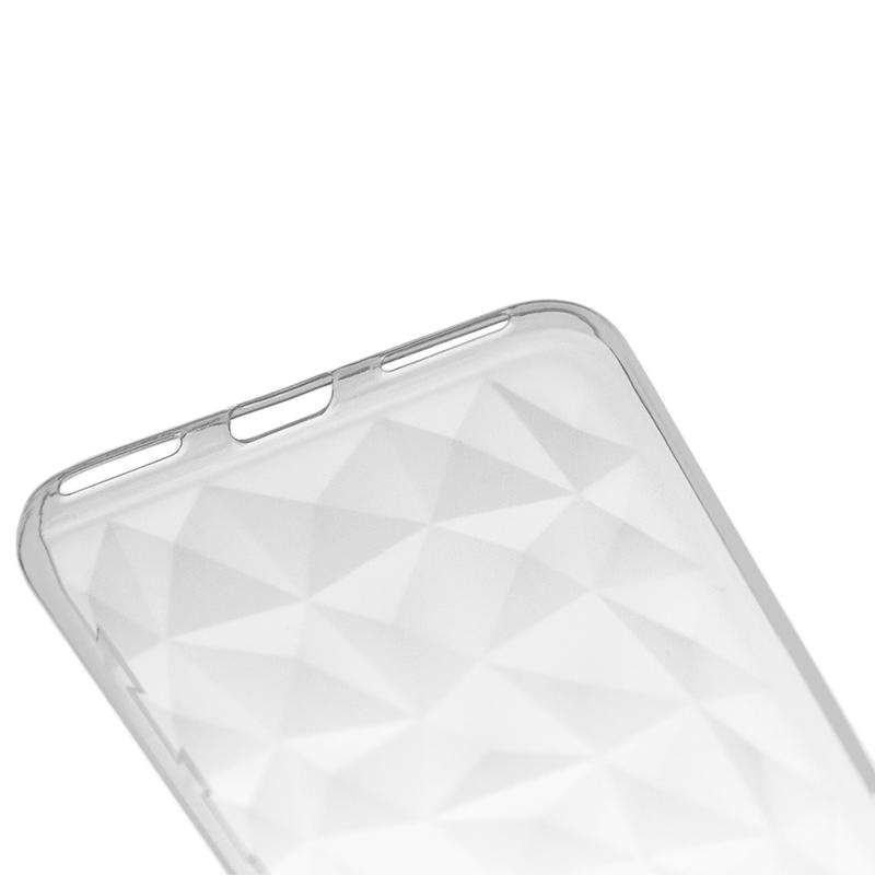 Husa Xiaomi Pocophone F1 Silicon TPU Prism - Clear