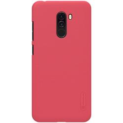 Husa Xiaomi Pocophone F1 Nillkin Frosted Red