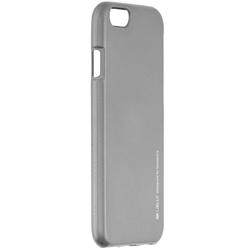 Husa Iphone 6, 6s Mercury i-Jelly TPU - Grey