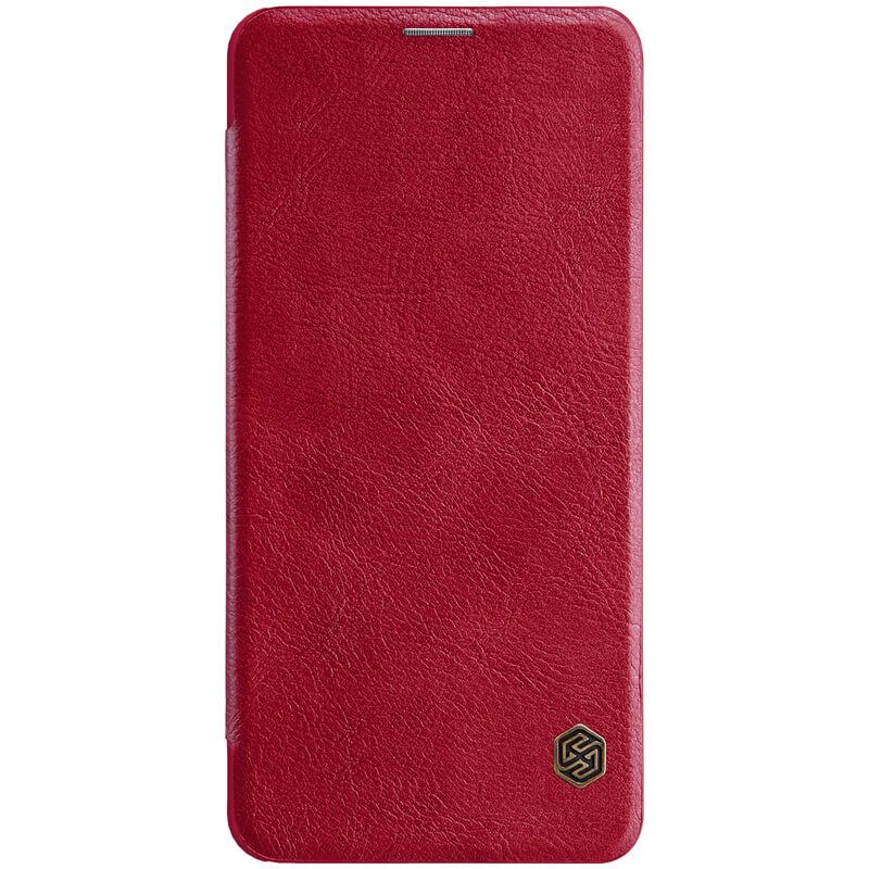 Husa Huawei Honor Note 10 Flip Nillkin QIN Rosu