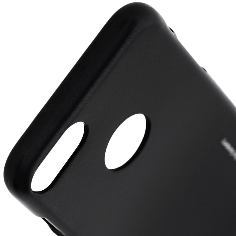 Husa iPhone 7 Mercury i-Jelly TPU - Black