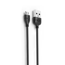 Cablu de date Micro-USB Proda PD-B05m 1.2M - Negru