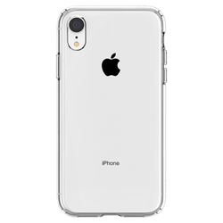 Bumper iPhone XR Spigen Liquid Crystal - Clear