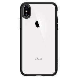 Bumper Spigen Apple iPhone XS Max Ultra Hybrid - Matte Black