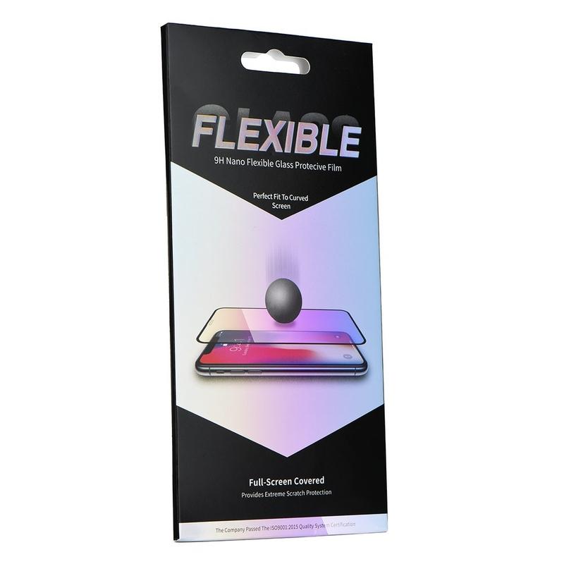 Folie Protectie Ecran Huawei P20 Lite Nano Flex Full Glue 9H