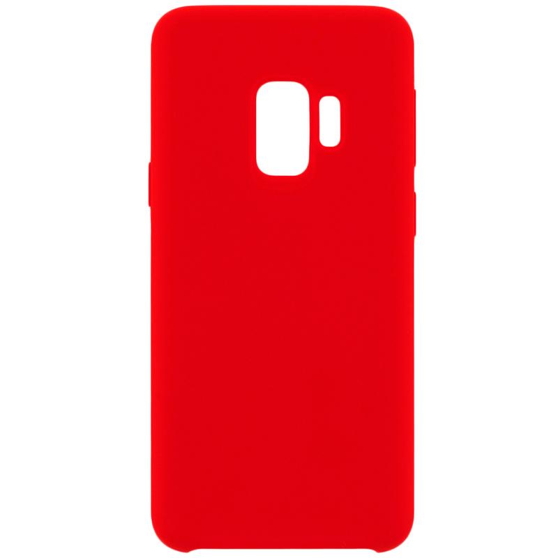 Husa Samsung Galaxy S9 Silicon Soft Touch - Rosu