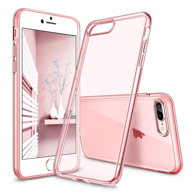 Husa iPhone 7 ESR Zero Series - Pink