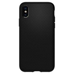 Carcasa iPhone XS Spigen Liquid Air - Black