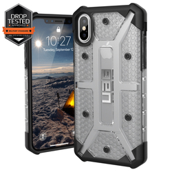 Husa iPhone XS UAG Plasma Hybrid - Ice