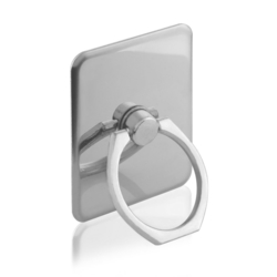 Suport Telefon/Tableta Shining Ring - Silver