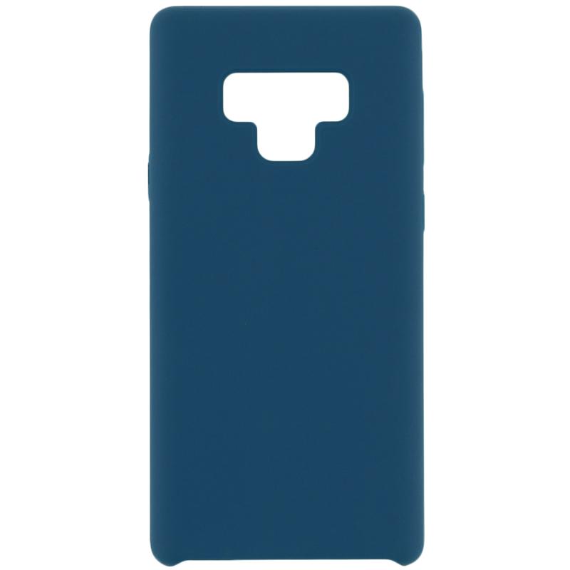 Husa Samsung Galaxy Note 9 Silicon Soft Touch - Albastru