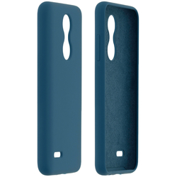 Husa LG K10 2018 Silicon Soft Touch - Albastru