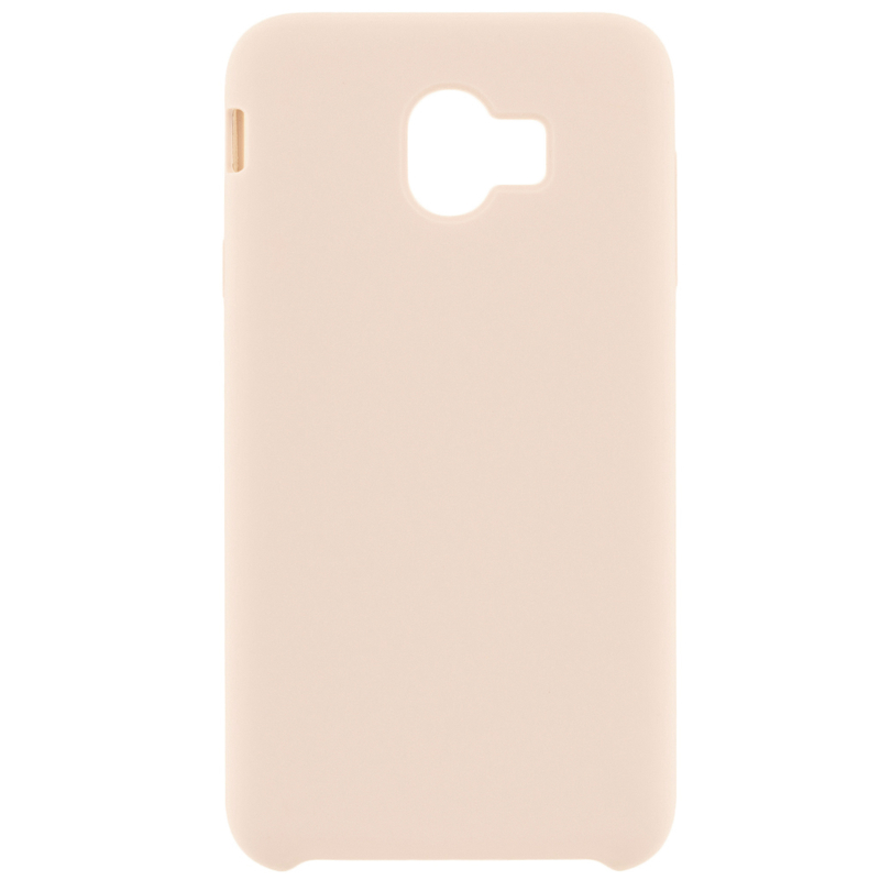 Husa Samsung Galaxy J4 2018 Silicon Soft Touch - Roz