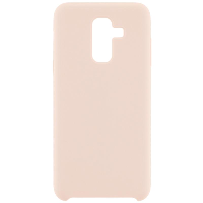 Husa Samsung Galaxy A6 Plus 2018 Silicon Soft Touch - Roz