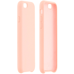 Husa iPhone 6 / 6S Silicon Soft Touch - Roz