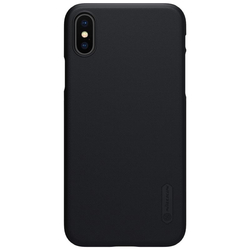 Husa iPhone XS Nillkin Frosted Black