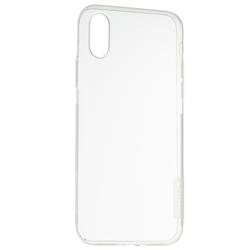 Husa iPhone XS Nillkin Nature UltraSlim Transparent