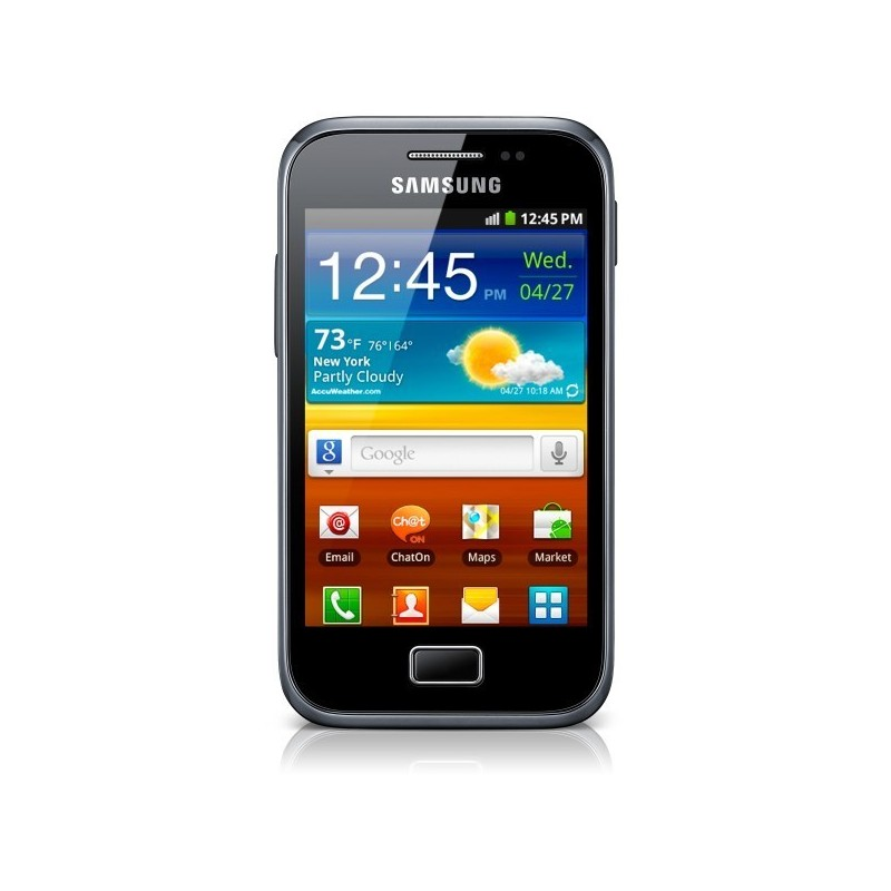 Folie Protectie Ecran Samsung Galaxy Ace Plus S7500 - Clear