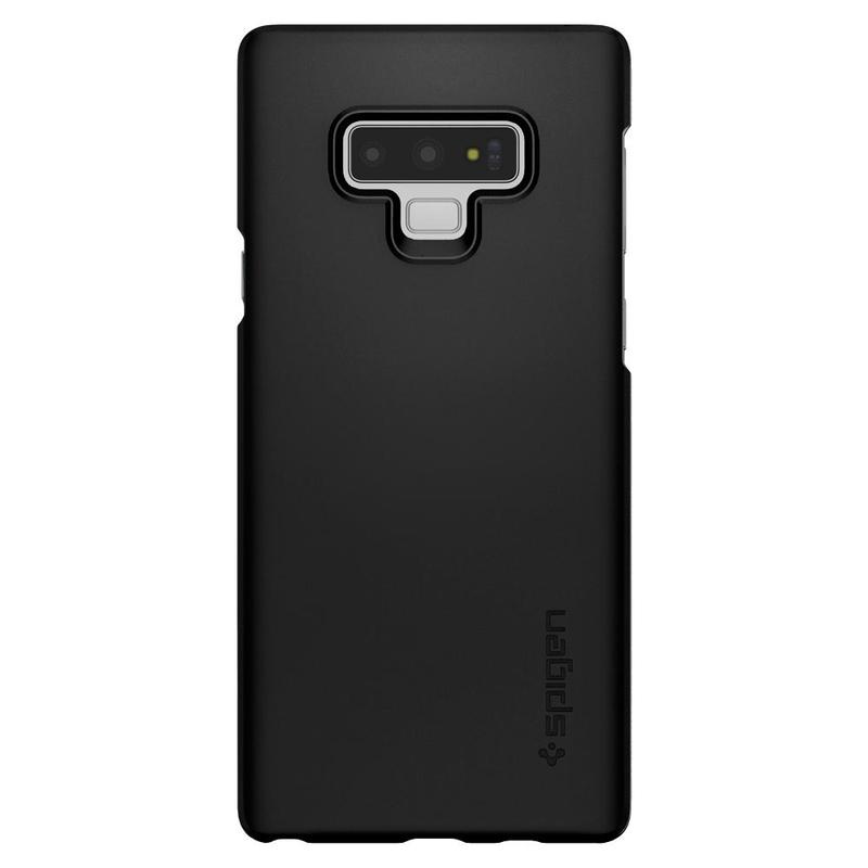 Bumper Spigen Samsung Galaxy Note 9 Thin Fit - Black