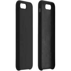 Husa iPhone 7 Plus Silicon Soft Touch - Negru