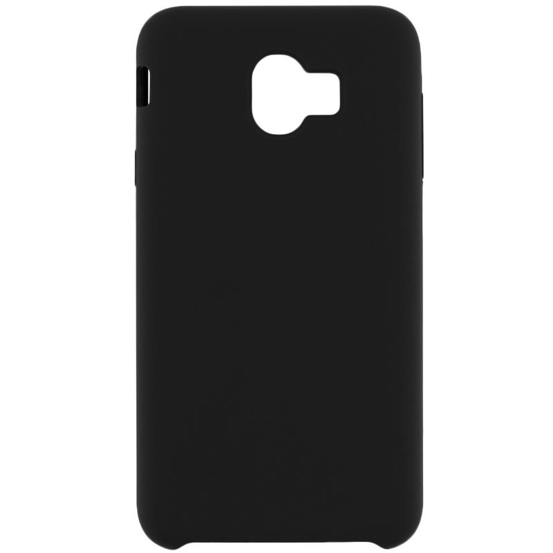 Husa Samsung Galaxy J4 2018 Silicon Soft Touch - Negru