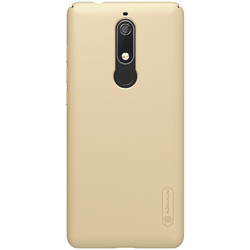 Husa Nokia 5.1 2018 Nillkin Frosted Gold