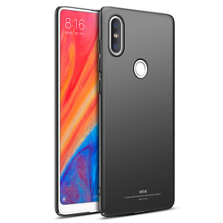 Husa Xiaomi Mi Mix 2S MSVII Ultraslim Back Cover - Black